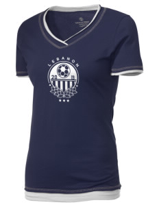 Lebanon Soccer Holloway Women's Dream T-Shirt