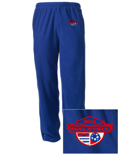 Malaysia Soccer Embroidered Holloway Men's Flash Warmup Pants