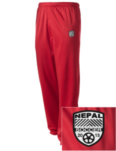Nepal Soccer Embroidered Holloway Men's Frenzy Pant