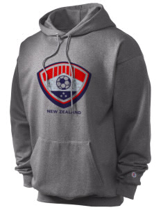 New Zealand Soccer Champion Men's Hooded Sweatshirt