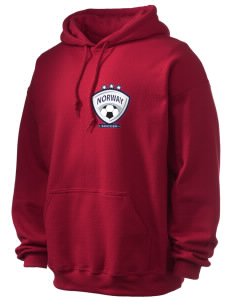 Norway Soccer Ultra Blend 50/50 Hooded Sweatshirt