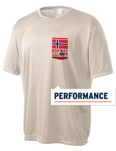 Norway Soccer Men's Competitor Performance T-Shirt