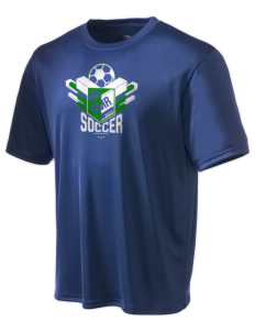 San Marino Soccer Champion Men's Wicking T-Shirt