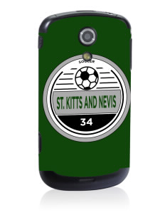 St. Kitts and Nevis Soccer Samsung Epic D700 4G Skin