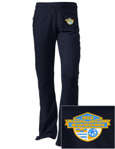 Sweden Soccer Embroidered Holloway Women's Axis Performance Sweatpants