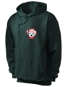 Turkmenistan Soccer Champion Men's Hooded Sweatshirt