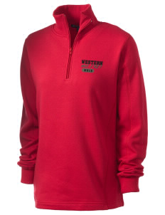 Western Seminary Est. 1927 Embroidered Women's 1/4 Zip Sweatshirt