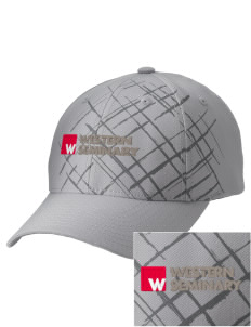 Western Seminary Est. 1927 Embroidered Mixed Media Cap