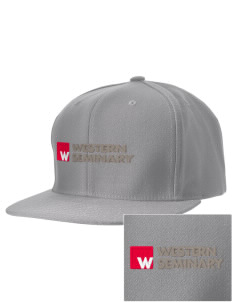 Western Seminary Est. 1927 Embroidered D-Series Cap
