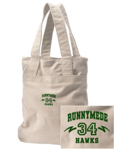 Runnymede Elementary School Hawks Embroidered Alternative The Berkeley Tote