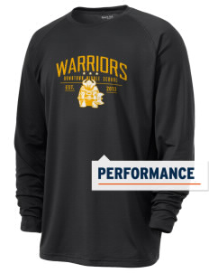 Downtown Middle School Warriors Men's Ultimate Performance Long Sleeve T-Shirt
