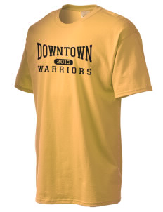 Downtown Middle School Warriors Men's Essential T-Shirt