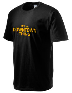 Downtown Middle School Warriors Ultra Cotton T-Shirt