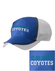 Solana Santa Fe Elementary School Coyotes  Embroidered Champion Athletic Cap