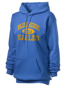 Blue Ridge Elementary School Eagles Unisex Hooded Sweatshirt