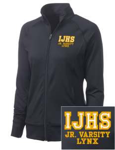 Indianola Junior High School Lynx Women's NRG Fitness Jacket