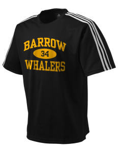 Barrow High School Whalers adidas Men's ClimaLite T-Shirt
