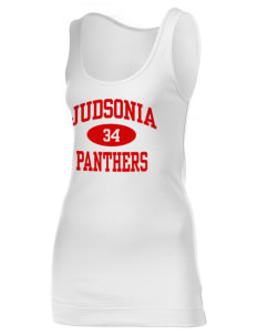 Judsonia Junior High School Panthers Juniors' 1x1 Tank