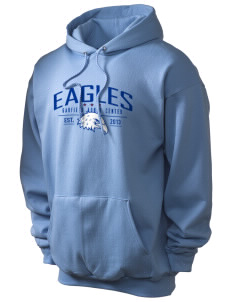 Garfield Adult Center Eagles Champion Men's Hooded Sweatshirt