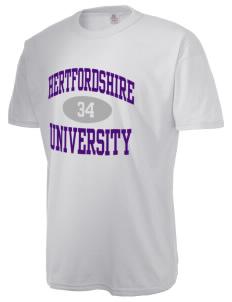 University of Hertfordshire University Russell Athletic Men's 5.5oz NuBlend T-Shirt