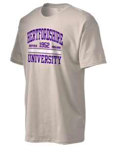 University of Hertfordshire University Men's Essential T-Shirt
