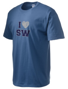 Southeast Webster Middle School Eagles Ultra Cotton T-Shirt