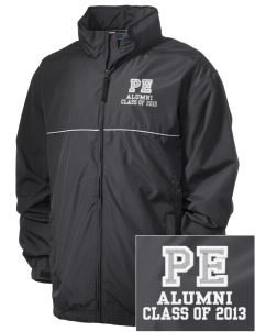 Piper East Elementary School Pirates Embroidered Men's Element Jacket