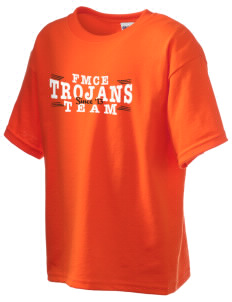 Fadden McKeown Chambliss Elementary Trojans Kid's 6.1 oz Ultra Cotton T-Shirt