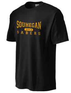 Souhegan High School Sabers Tall Men's Essential T-Shirt