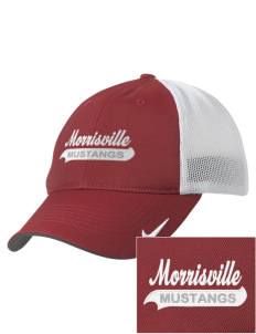 Morrisville Elementary School Stars Embroidered Nike Golf Mesh Back Cap