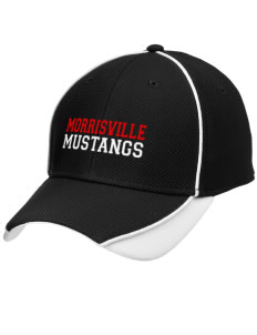 Morrisville Elementary School Stars Embroidered New Era Contrast Piped Performance Cap