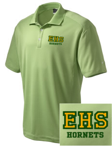 Emmaus High School Hornets Embroidered Nike Men's Dri-Fit Classic Polo