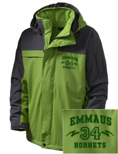 Emmaus High School Hornets  Embroidered Men's Nootka Jacket