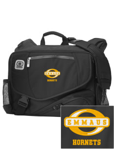 Emmaus High School Hornets  Embroidered OGIO Hip Hop messenger bag