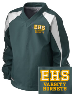 Emmaus High School Hornets Embroidered Holloway Kid's Victory Warm Up