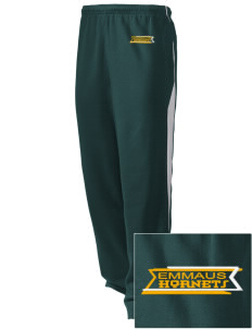 Emmaus High School Hornets Embroidered Holloway Men's Pivot Warm Up Pants