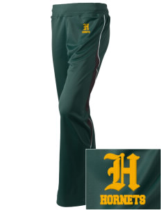 Emmaus High School Hornets Embroidered Holloway Women's Motion Warm Up Pants
