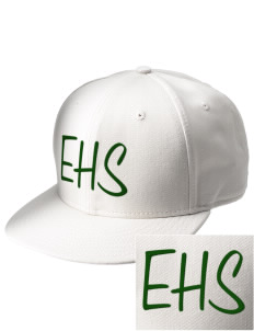 Emmaus High School Hornets  Embroidered New Era Flat Bill Snapback Cap