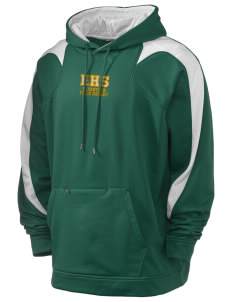 Emmaus High School Hornets Embroidered Holloway Men's Sports Fleece Hooded Sweatshirt