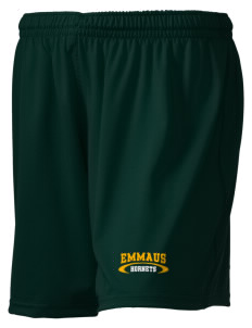 "Emmaus High School Hornets Embroidered Holloway Women's Performance Shorts, 5"" Inseam"