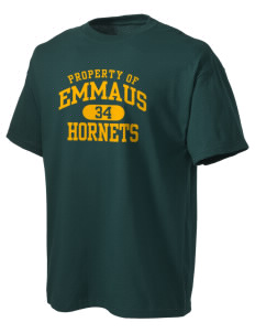 Emmaus High School Hornets Men's Lightweight T-Shirt