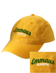 Emmaus High School Hornets Embroidered Vintage Adjustable Cap