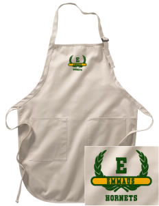 Emmaus High School Hornets Embroidered Full-Length Apron with Pockets