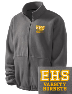 Emmaus High School Hornets Embroidered Men's Fleece Jacket