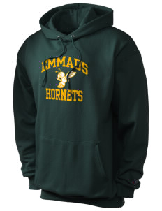 Emmaus High School Hornets Champion Men's Hooded Sweatshirt