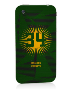 Emmaus High School Hornets Apple iPhone 3G/ 3GS Skin