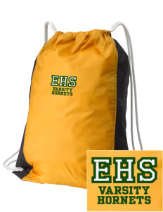 Emmaus High School Hornets Embroidered Holloway Home and Away Cinch Bag