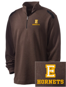 Emmaus High School Hornets Embroidered Nike Men's Golf Heather Cover Up