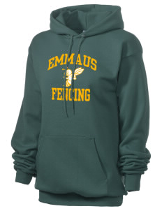 Emmaus High School Hornets Unisex 7.8 oz Lightweight Hooded Sweatshirt