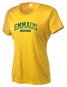 Emmaus High School Hornets Women's Competitor Performance T-Shirt